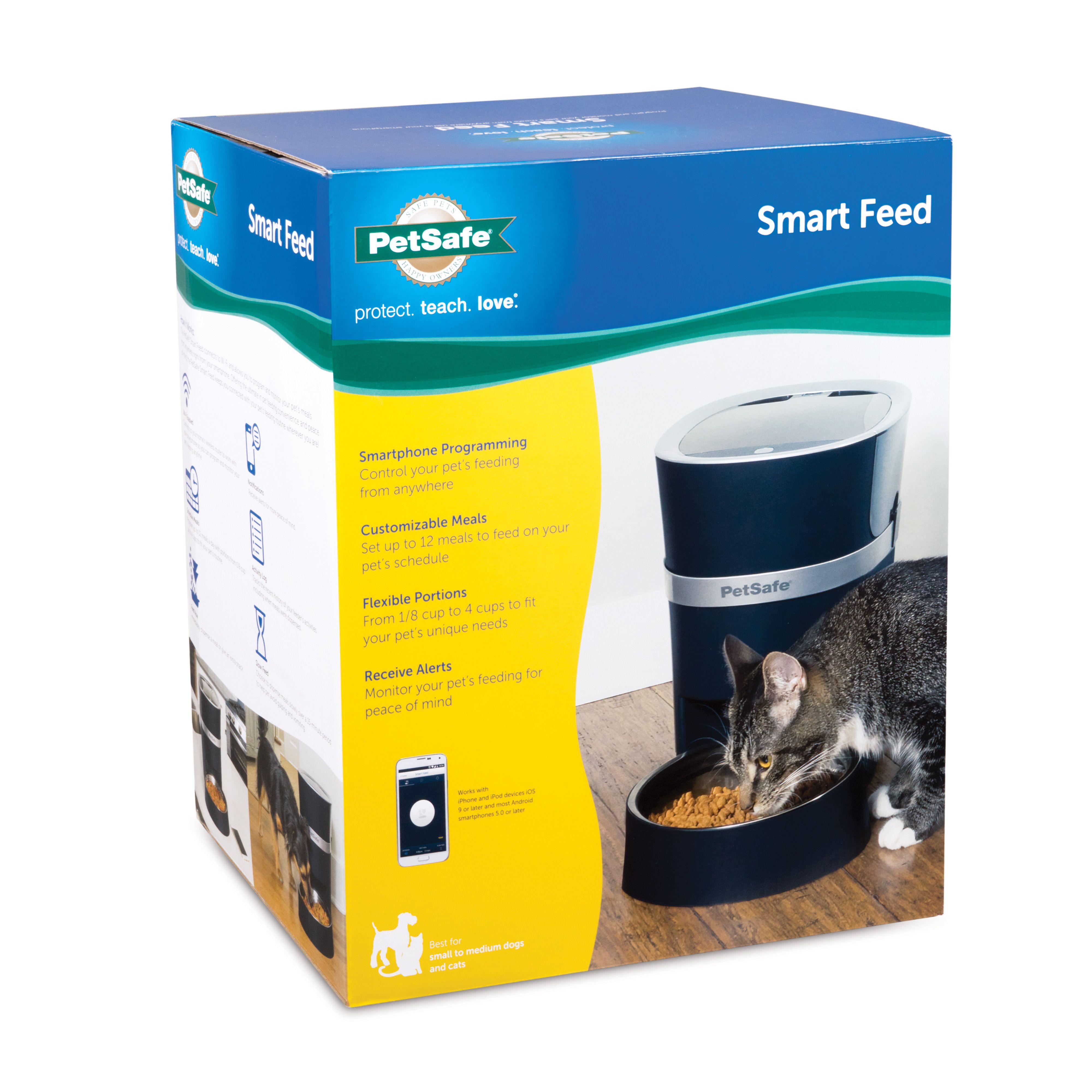 Smart Feed Pet Feeder