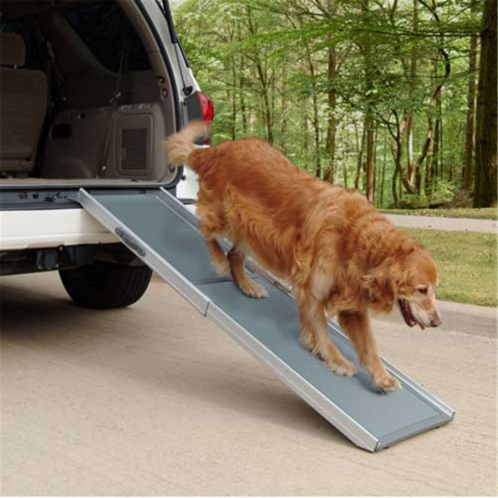 Deluxe Telescoping Pet Ramp - Click Image to Close