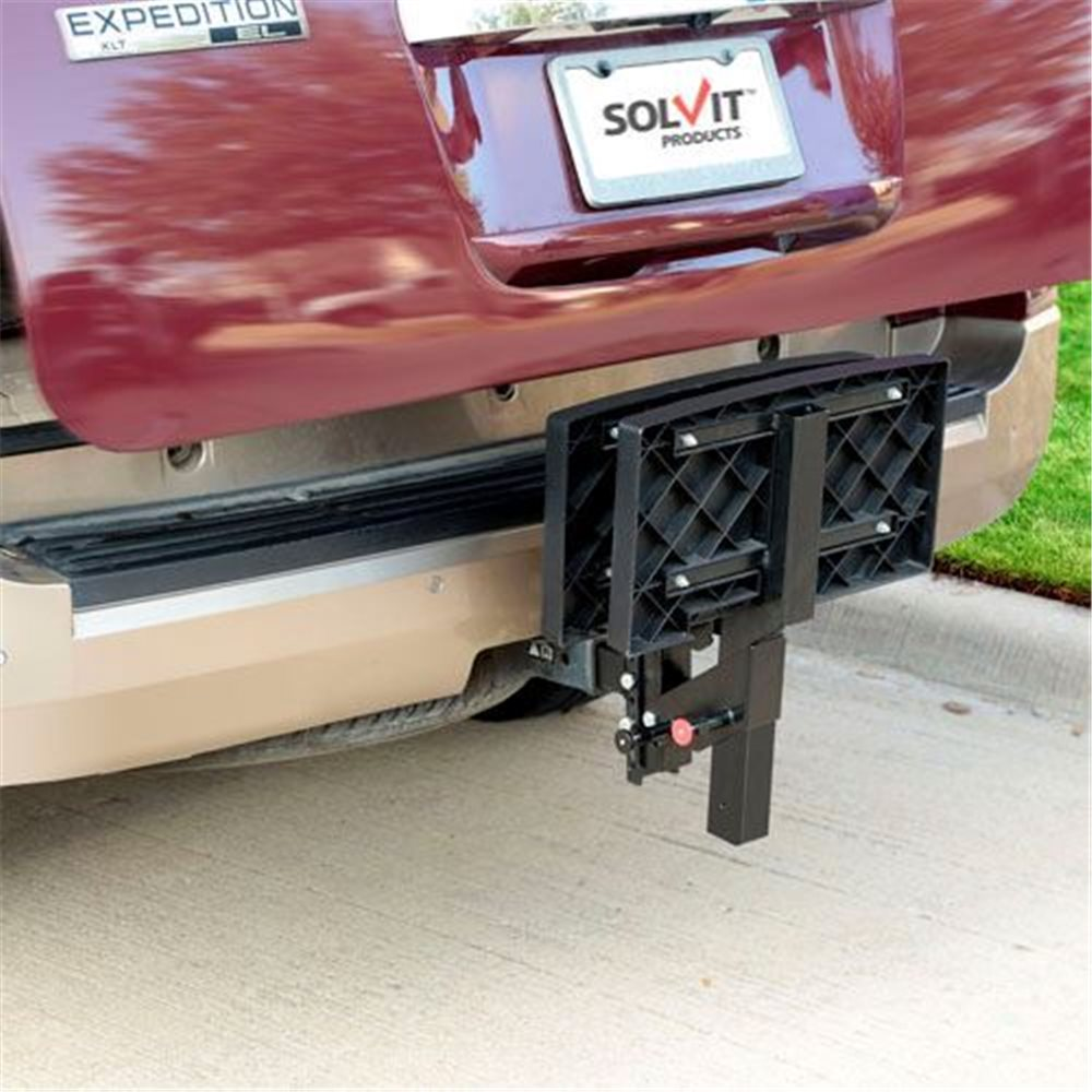 PupSTEP Hitch Step - Click Image to Close