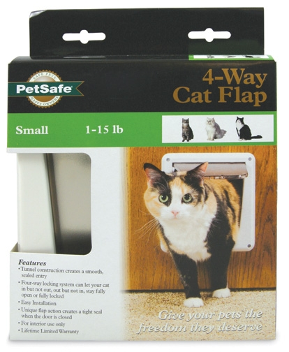 Deluxe Cat Flap - Click Image to Close