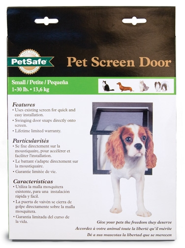 Pet Screen Door - Click Image to Close