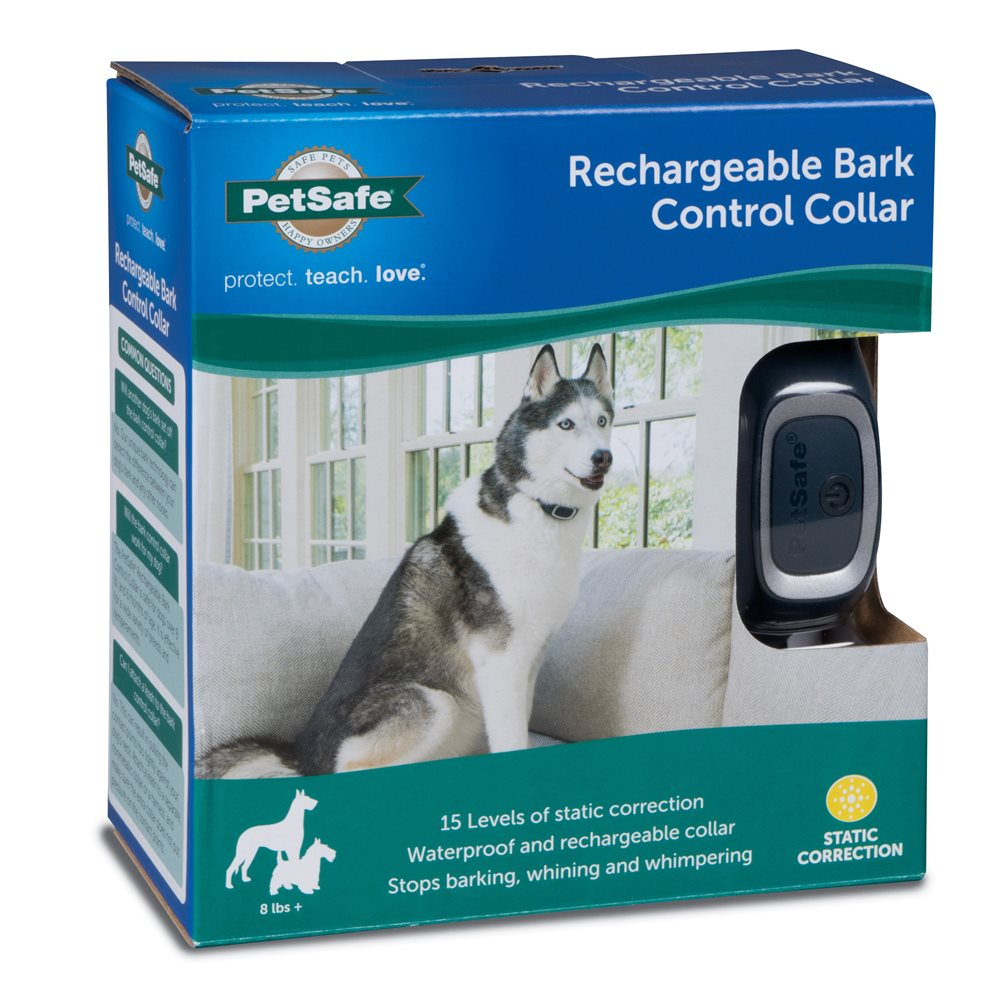 Rechargeable Bark Control - Click Image to Close