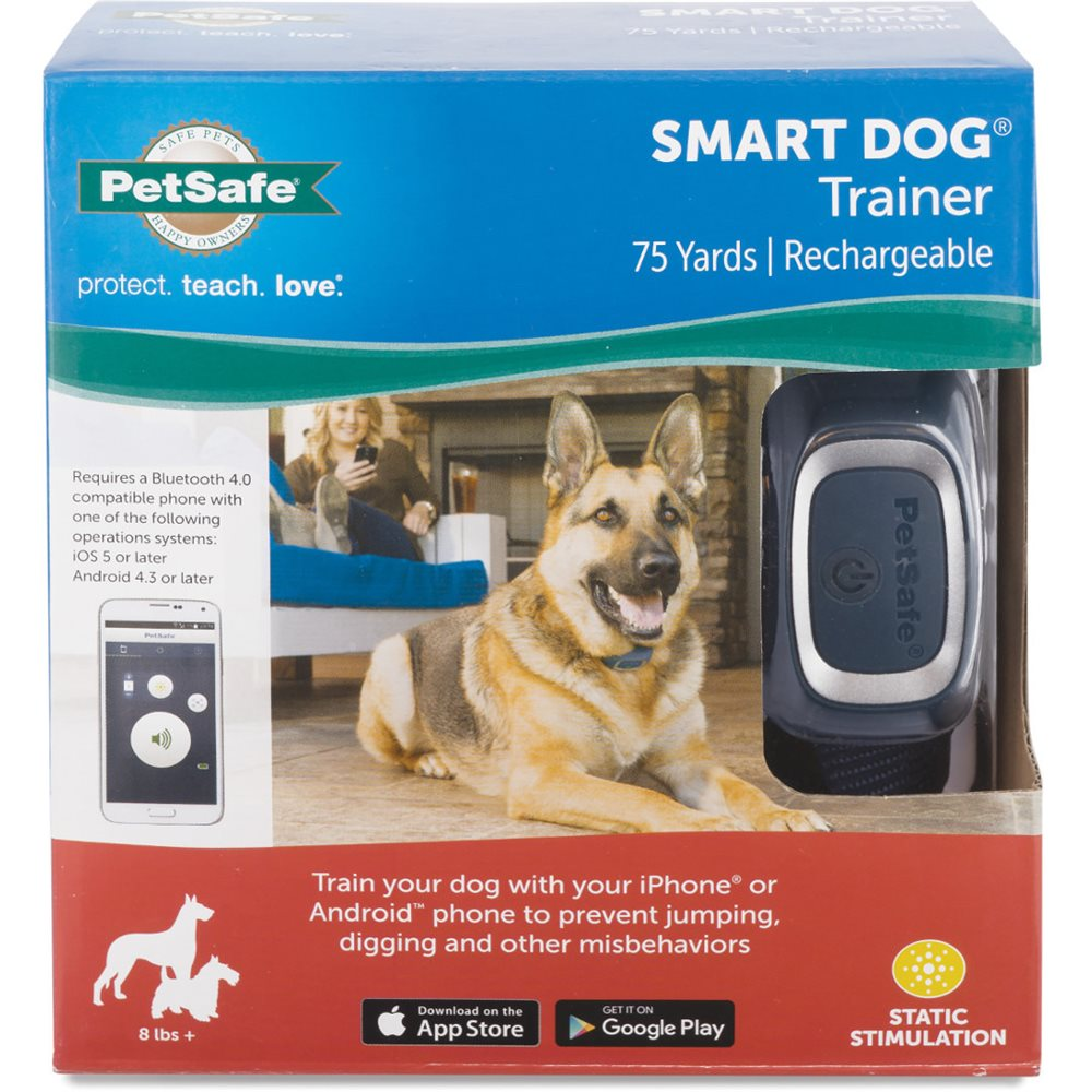 Smart Phone Dog Trainer - Click Image to Close