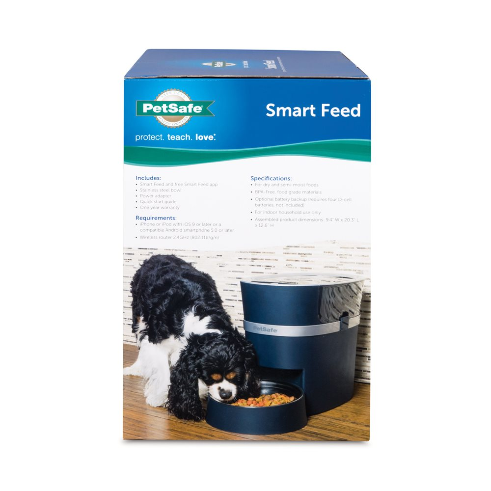 Smart Feed Pet Feeder - Click Image to Close
