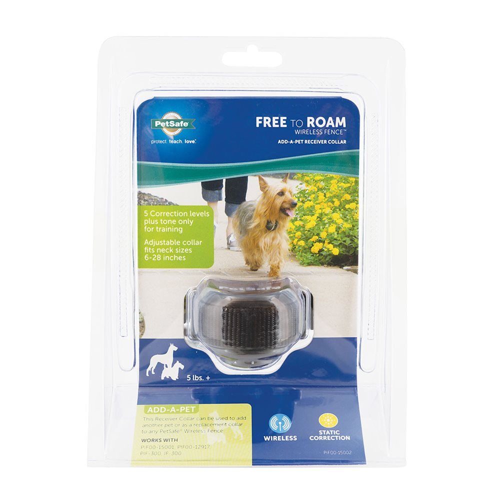 Free to Roam extra Wireless Collar - Click Image to Close