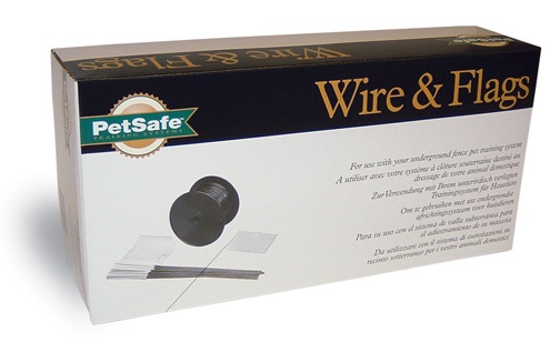 Wire & Flag Kit - Click Image to Close