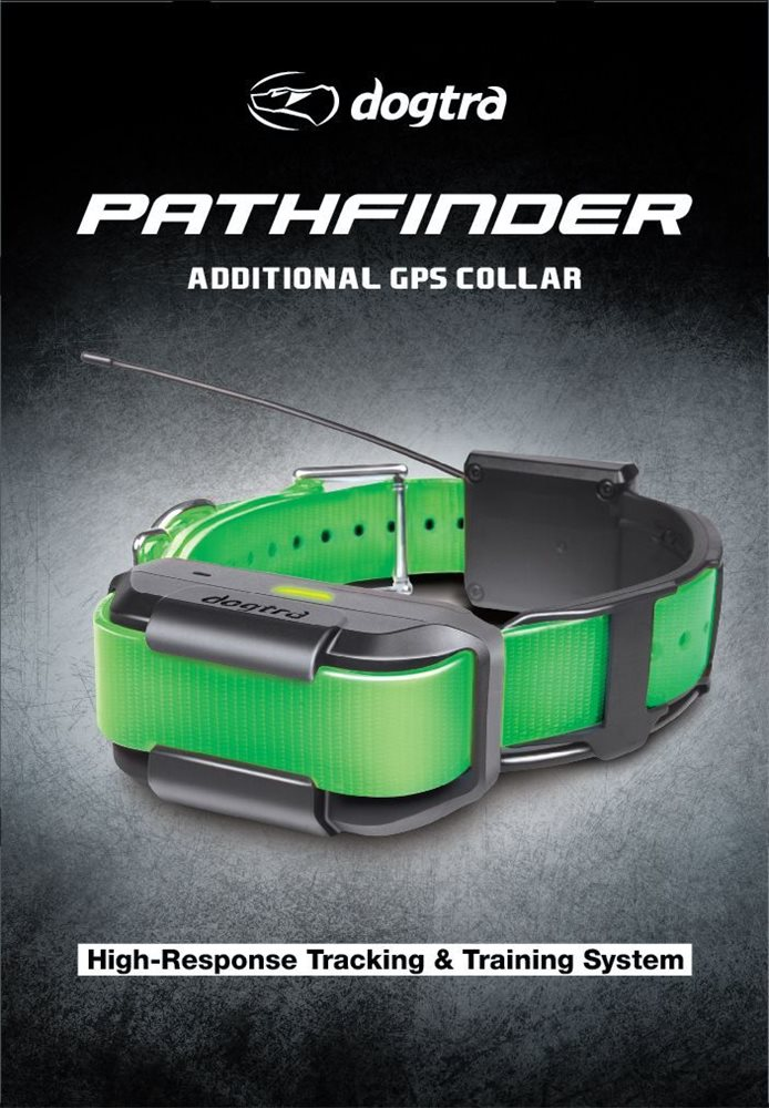 Pathfinder Extra Collar (Track & Train) - Click Image to Close