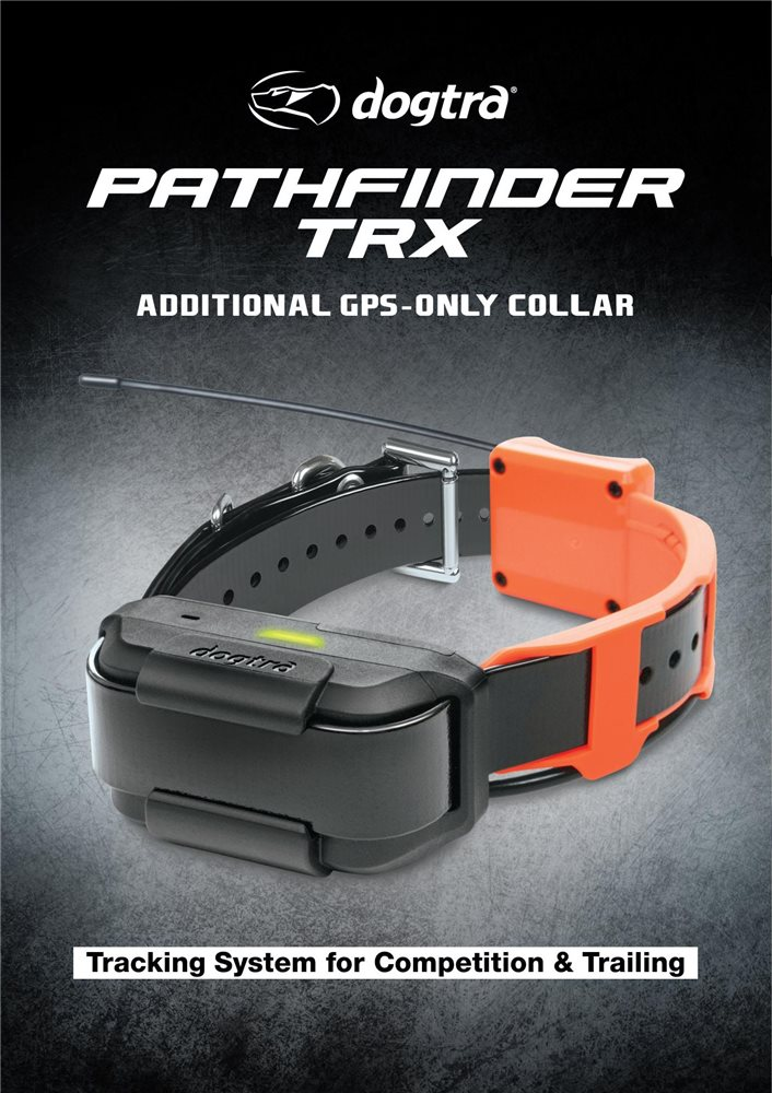 Pathfinder TRX (Tracking Only) Extra Collar - Click Image to Close