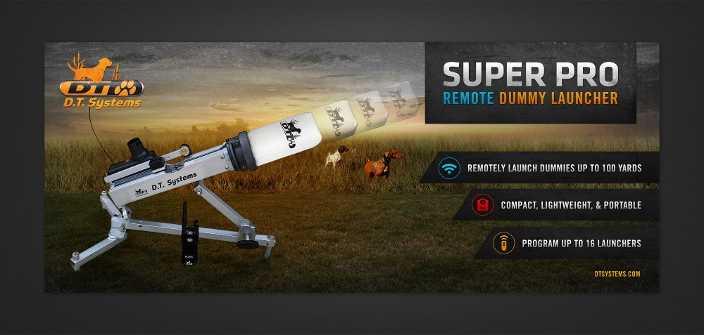 Super Pro Remote Operated Dummy Launching System - Click Image to Close