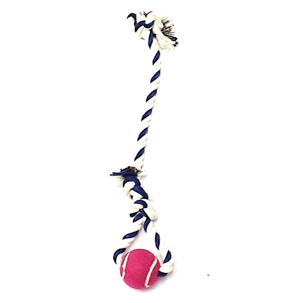 Tether Tug Rope Toy - Click Image to Close