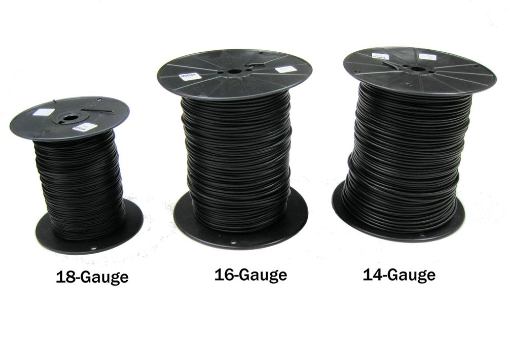 18-Gauge Wire Upgrade for SDF-100A or SDF-CT - Click Image to Close