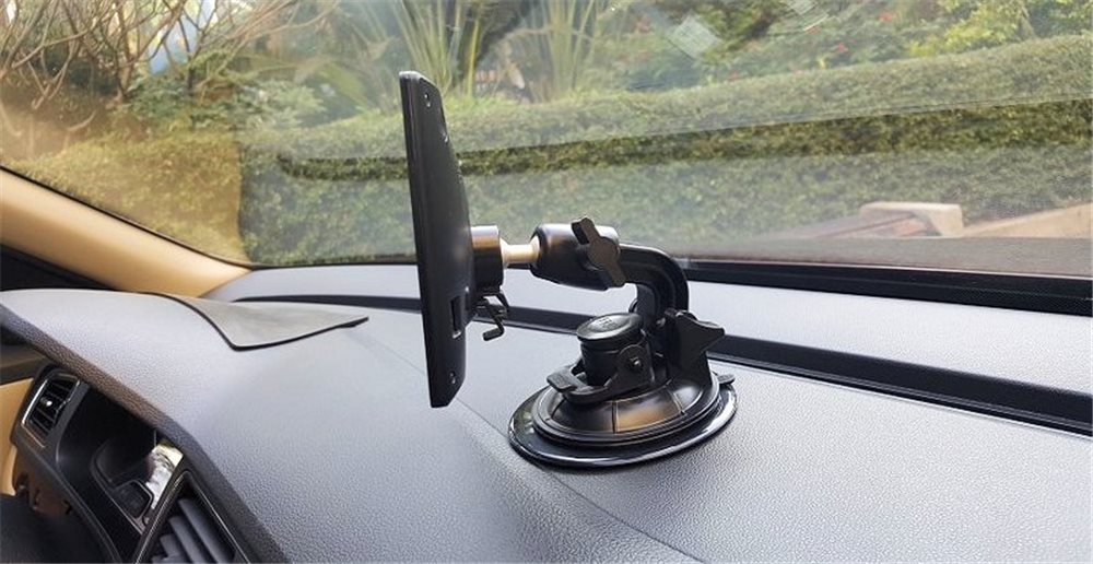 Window Mount for DriveTrack - Click Image to Close