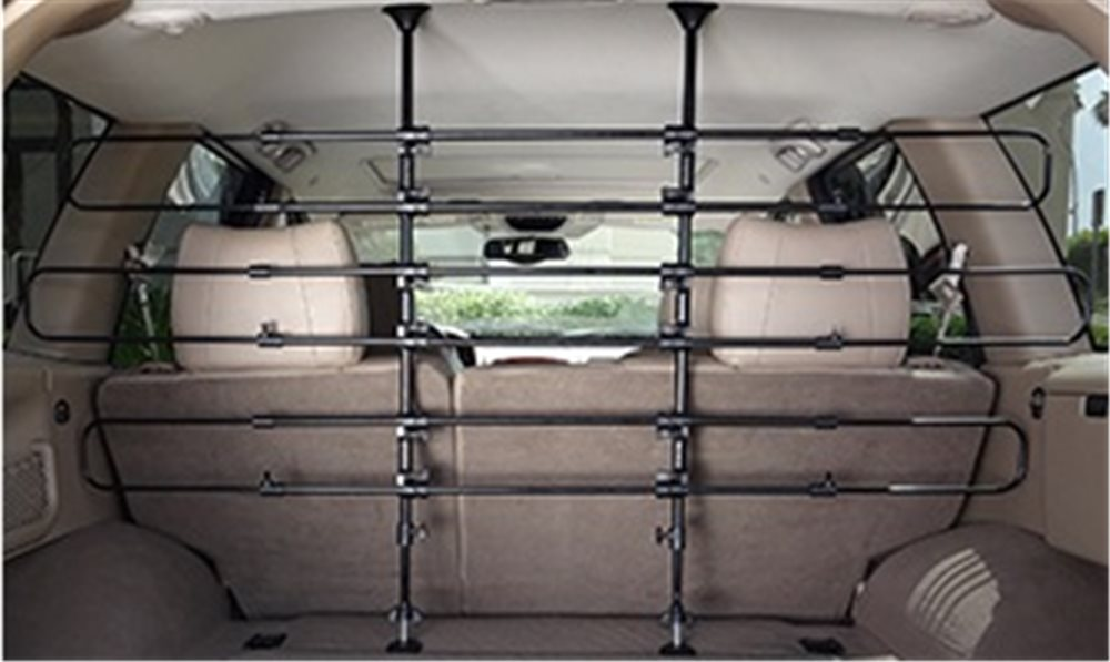 Universal Vehicle Barrier (6 Bar) - Click Image to Close