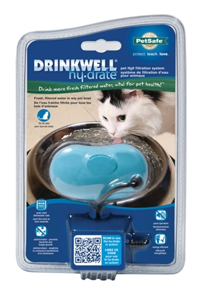 Hy-drate Pet H2O Filtration System - Click Image to Close