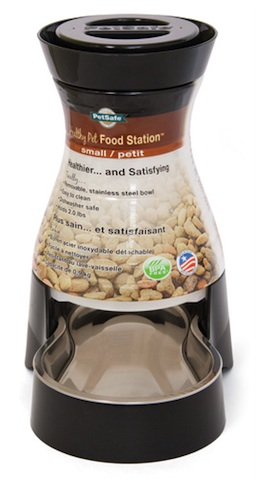Healthy Pet Food Station - Small - Click Image to Close