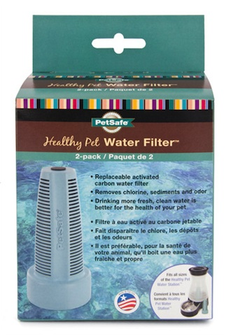 Healthy Pet Water Filter - 2 pack - Click Image to Close