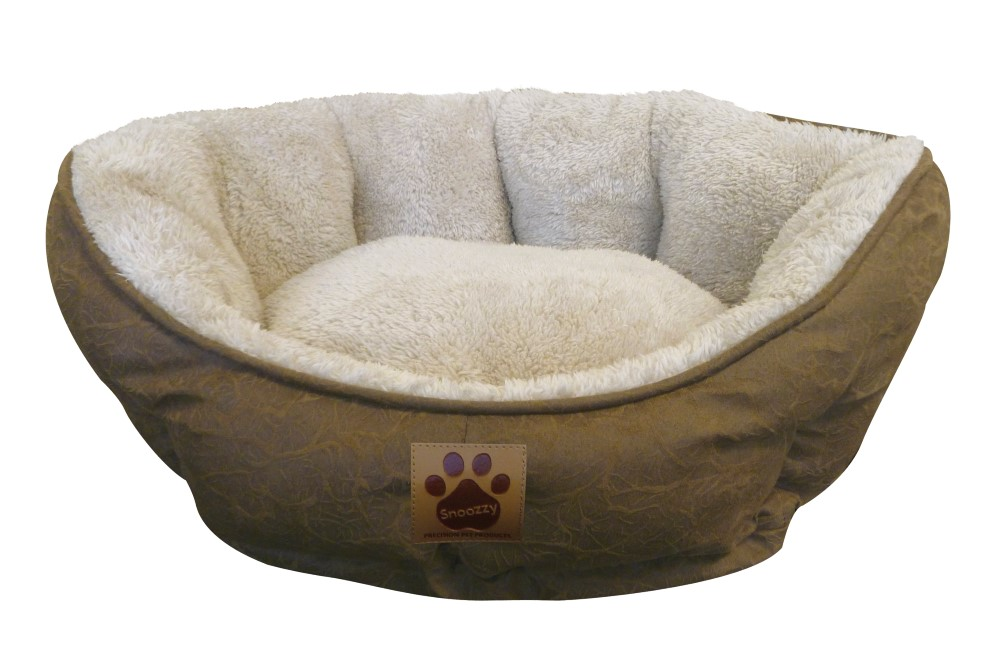Clamshell Pet Bed - Click Image to Close
