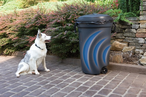 Pawz Away Outdoor Pet Barrier - The ROCK - Click Image to Close